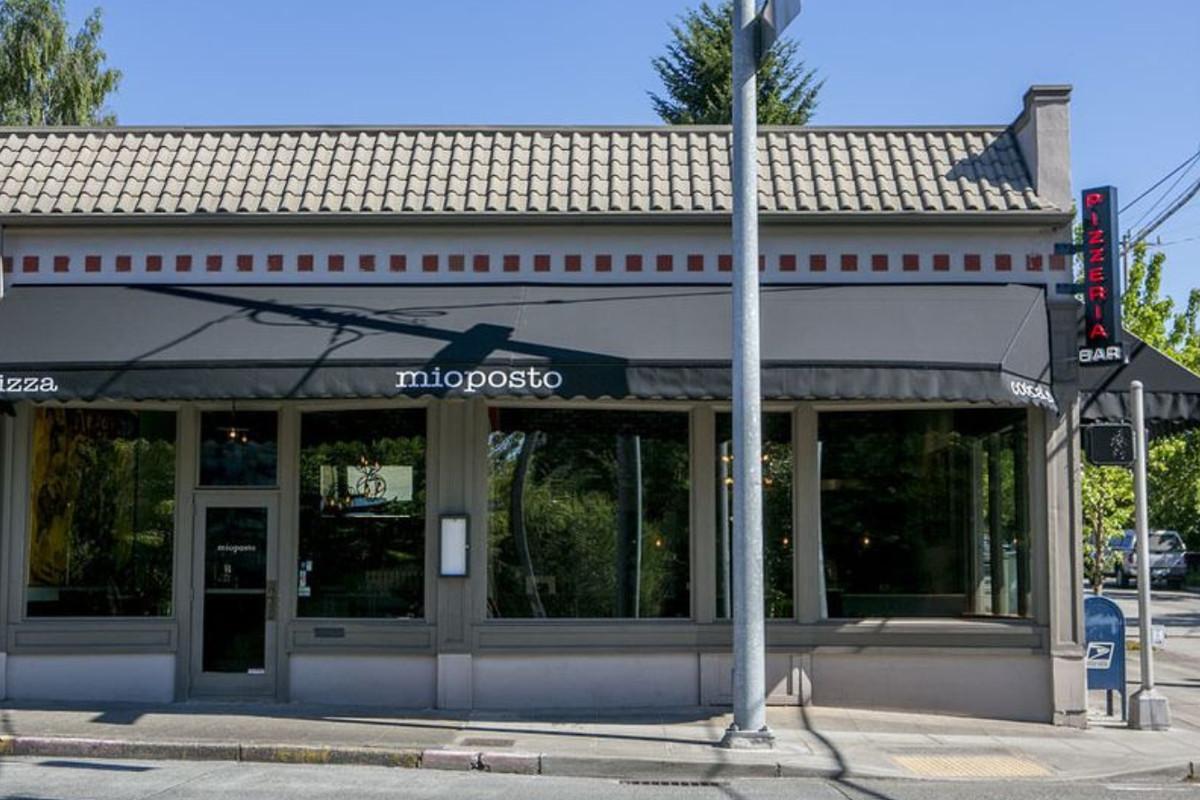 Mioposto's Bryant pie shop.