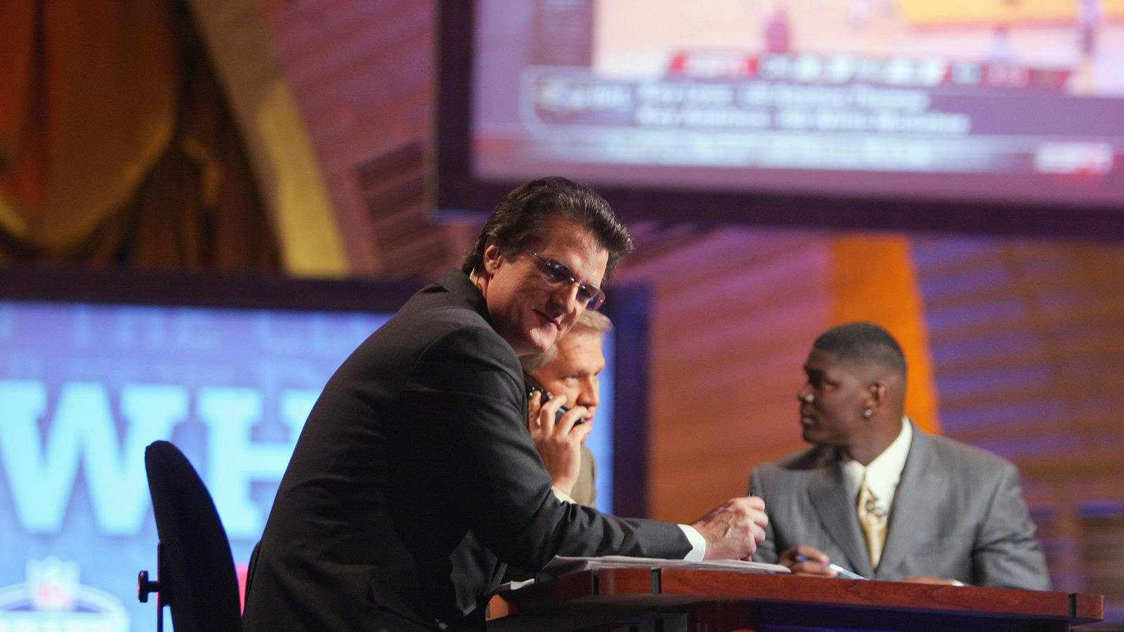 Mel Kiper Mock: Only one QB in the top 10 means Bills trade options