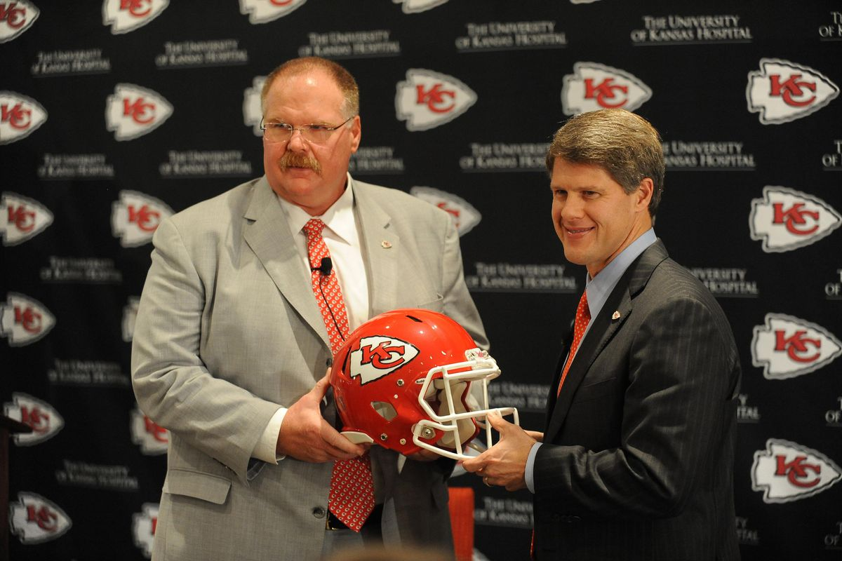 With Andy Reid in Kansas City, it looks like Ray Farmer, their Director of Pro Personnel, could be on the way out...to Cleveland?