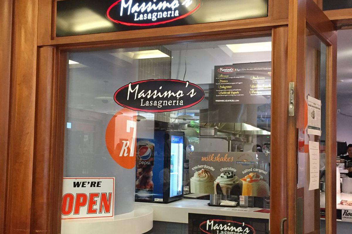 Massimo's Lasagneria