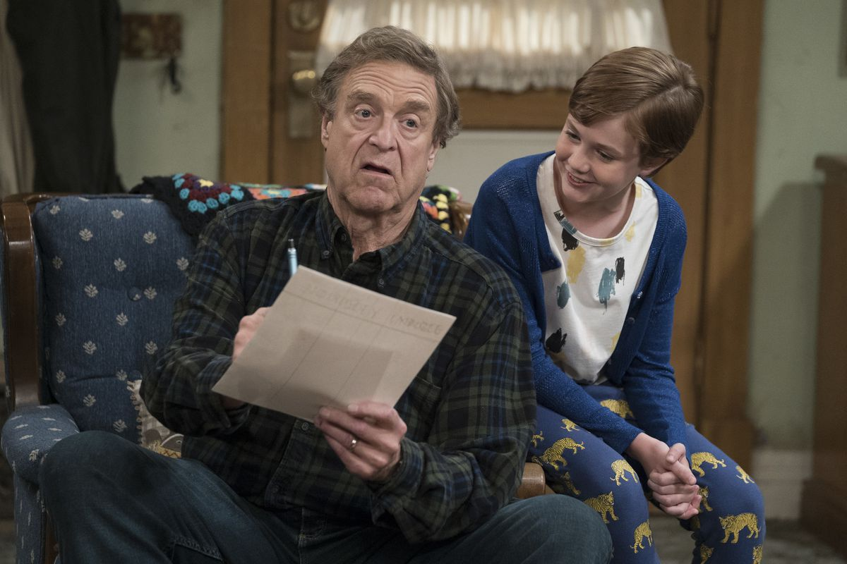"""A sudden turn of events forces the Conners to face the daily struggles of life in Lanford in a way they never have before, on the ABC series premiere of """"The Conners."""""""