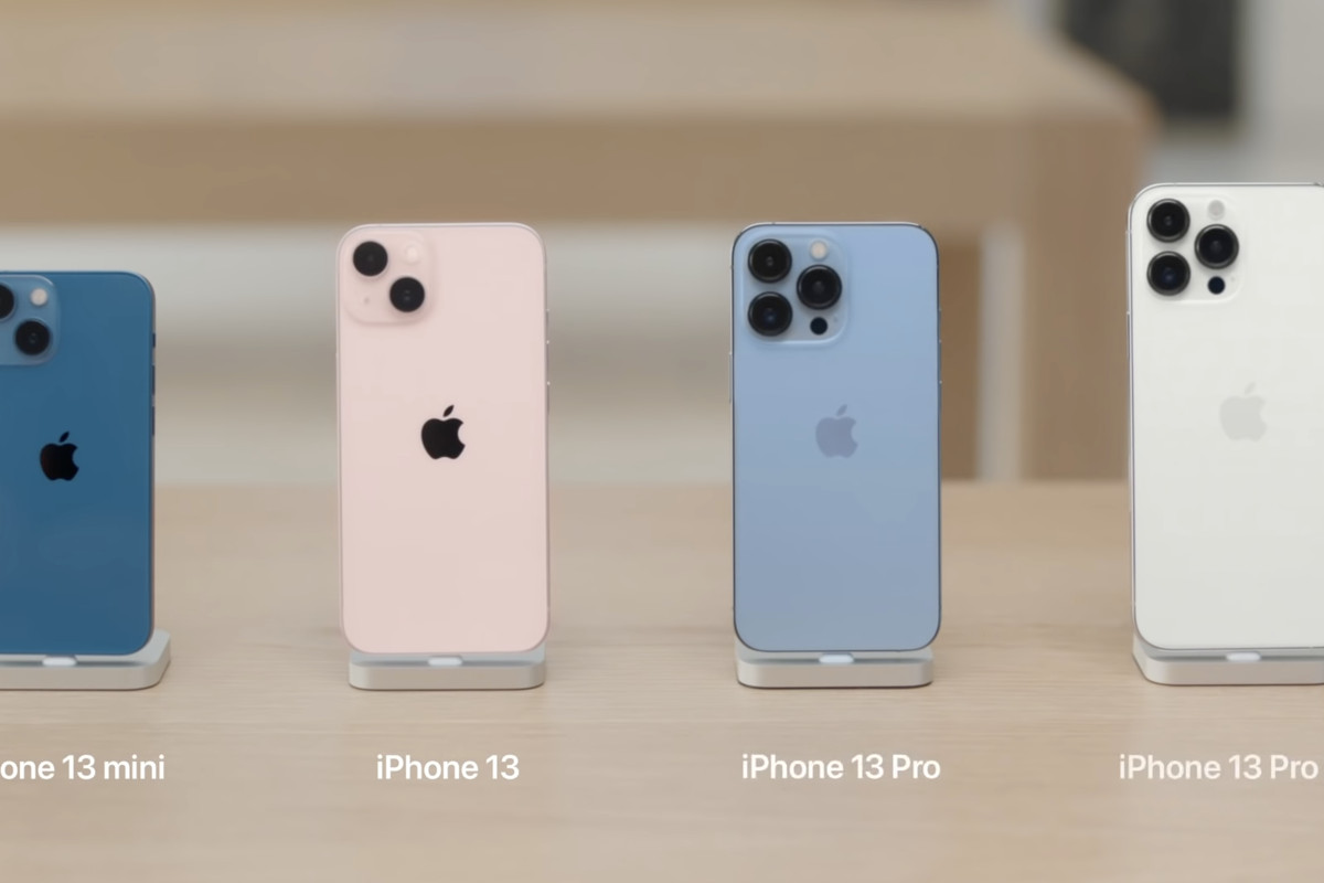 Apple's seven-minute tour shows off what's new in the iPhone 13