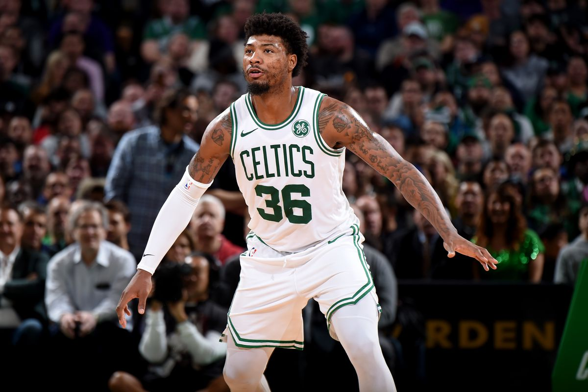 Marcus Smart plans to play vs. Nuggets and more encouraging Gordon Hayward news