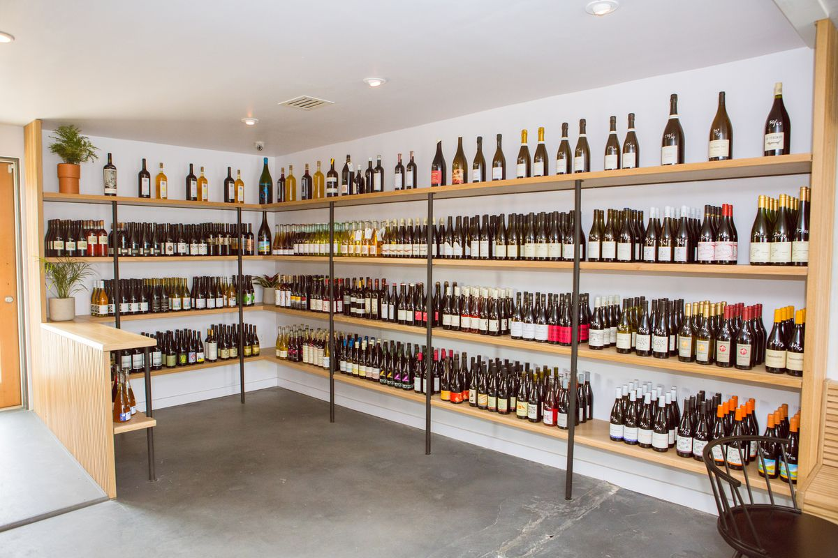 The wine shop at LoLo