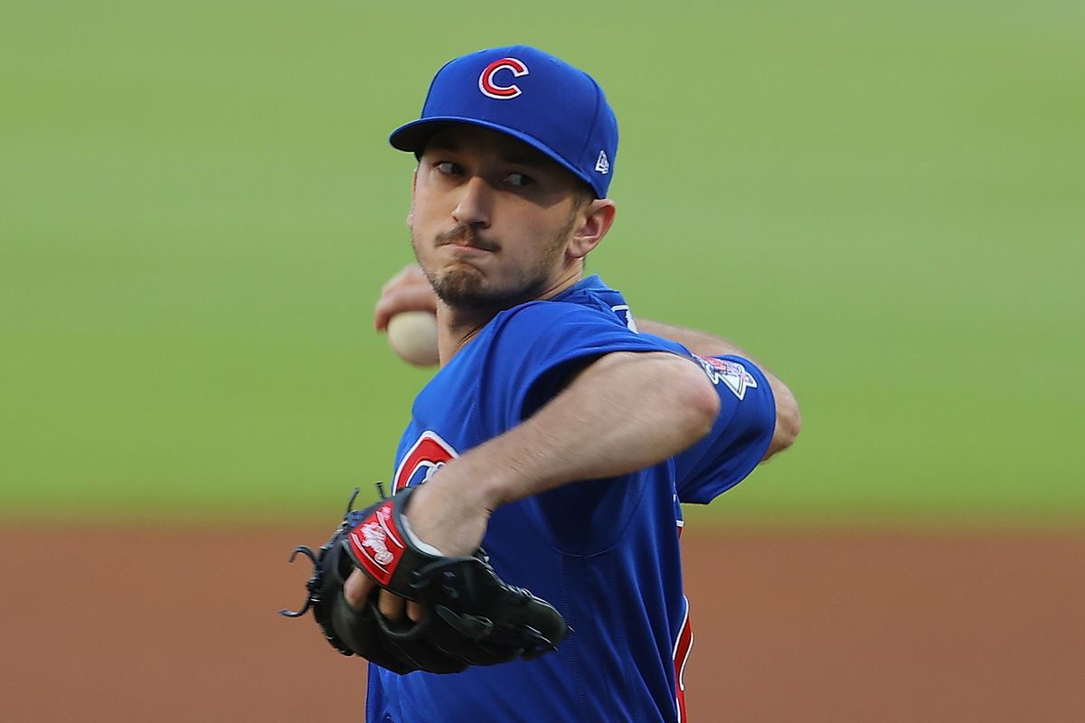 ''It really just comes down to execution; it's just not there,'' the Cubs' Zach Davies said about his early-season struggles. ''Probably one of the worst stretches of my career. It is early, but at any point it sucks putting your team down four runs in the first inning.''