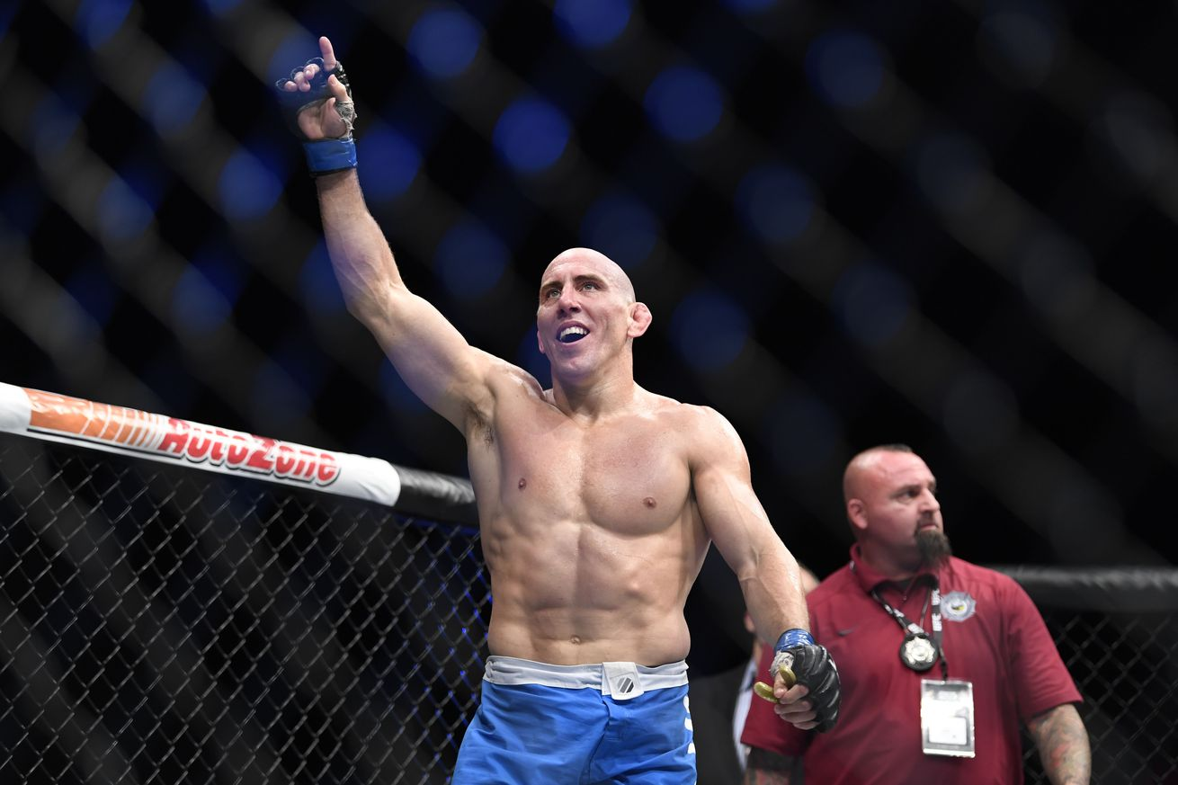 community news, Jesse Taylor yanked from UFC Fight Night 121 for potential anti doping violation