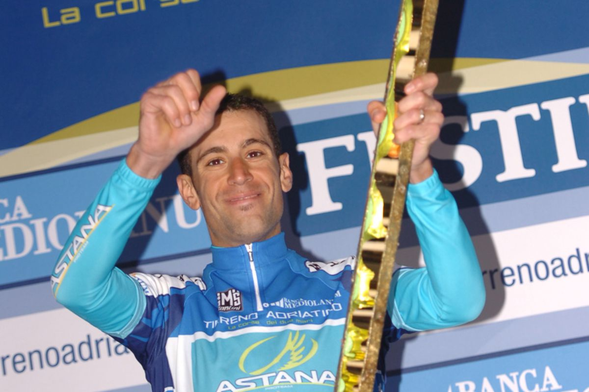 Vincenzo Nibali is the first rider to win back-to-back editions of Tirreno - Adriatico since Francesco Moser in 1980 and 1981.