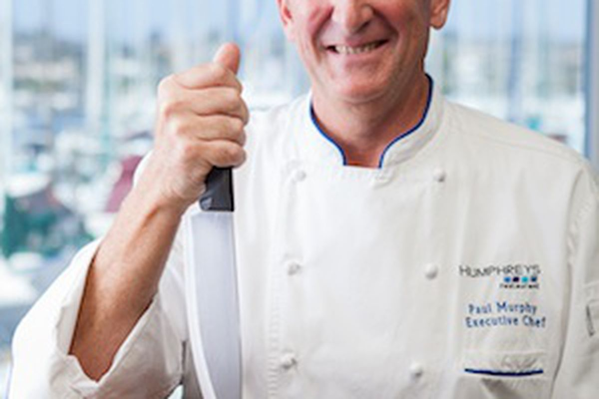 Cutthroat Kitchen Chef; Searsucker Turns 4; New Pizza - Eater San Diego