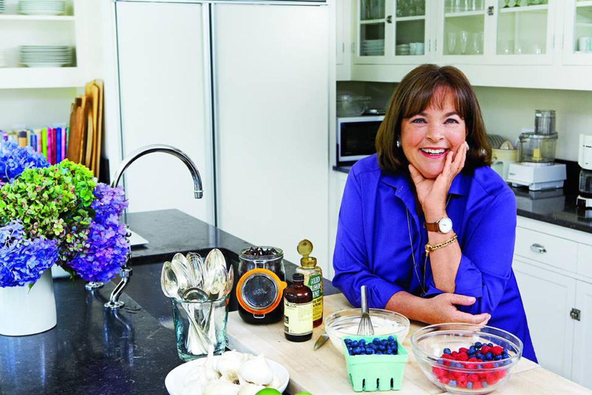 Ina Garten ina garten's new show will teach you to 'cook like a pro' [updated