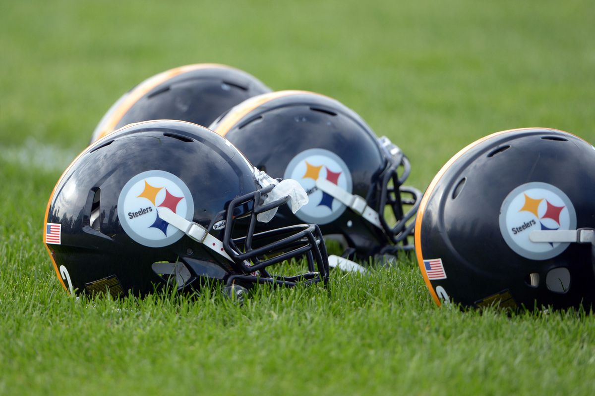559575908f2aa3 Steelers to honor the late Chuck Noll with helmet decal for 2014 season