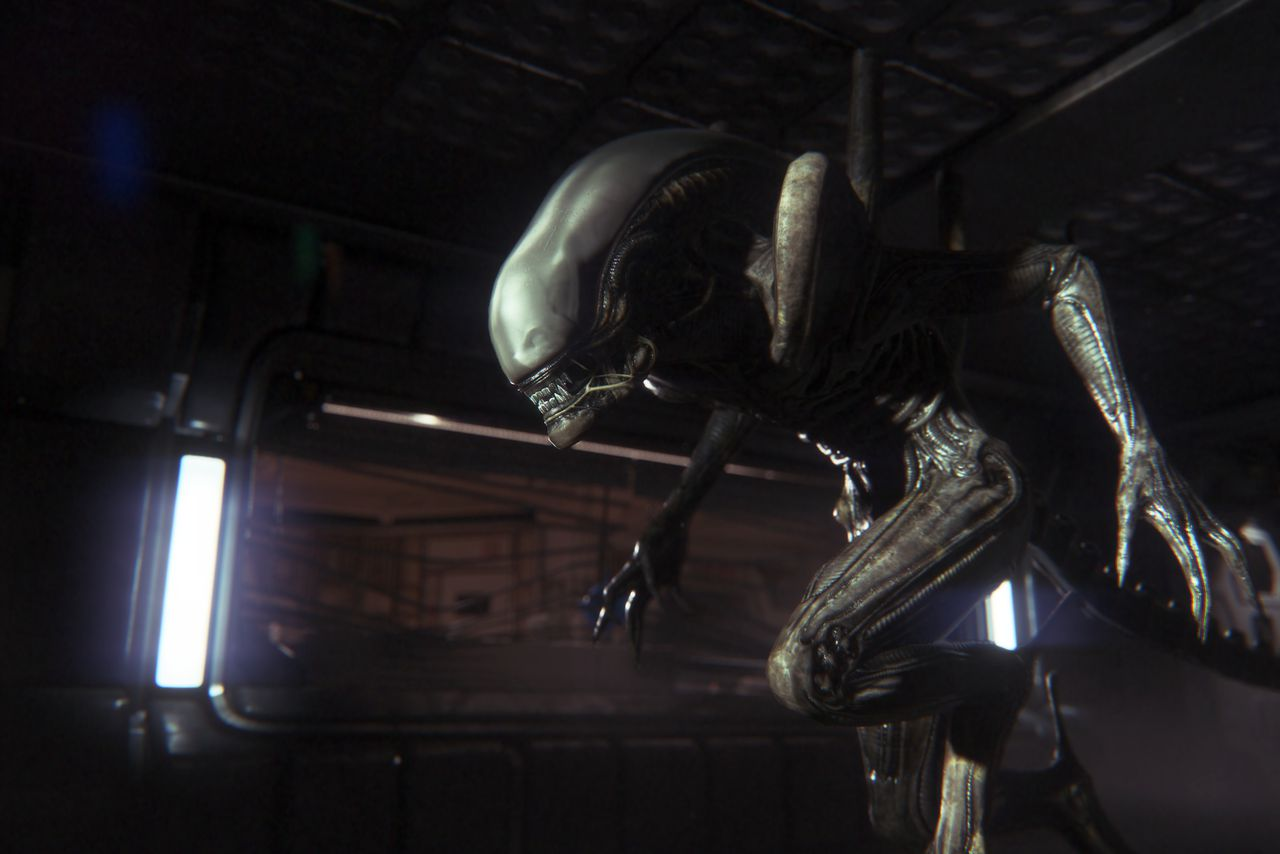 39 alien isolation 39 is the most terrifying game i 39 ve ever played the verge. Black Bedroom Furniture Sets. Home Design Ideas