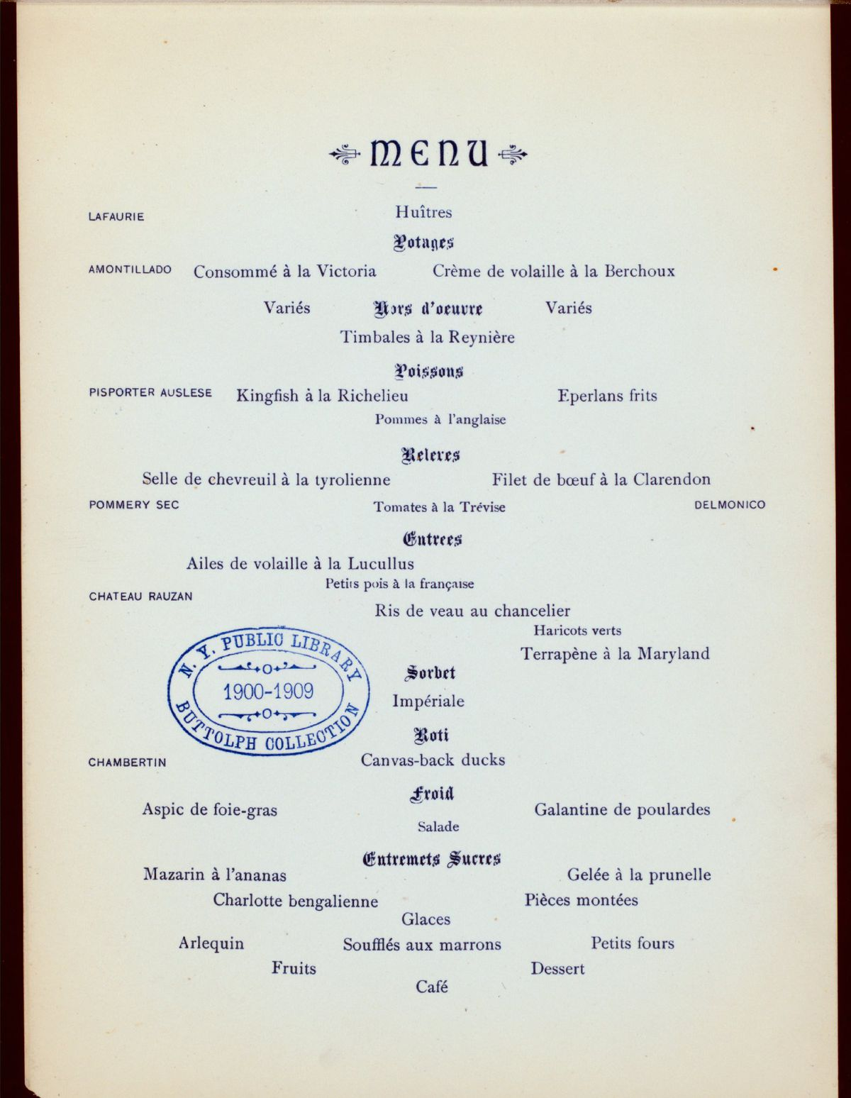 Comparing Nine Vintage Restaurant Menus To Their 2015 Counterparts Eater Ny