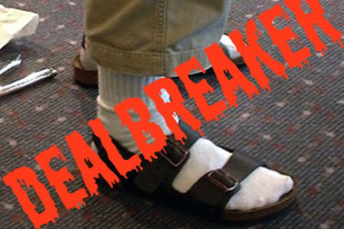 "Image via <a href=""http://polandian.home.pl/wp-content/uploads/2010/07/socks1sandals.jpg"">Polandian</a>"