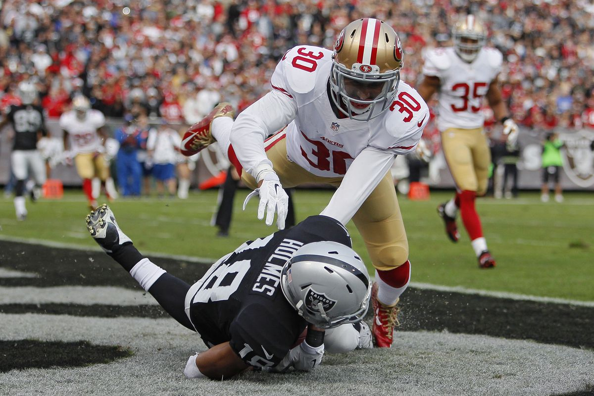 3f22c501 Raiderdamus' Wednesday Foretelling: Raiders vs. 49ers - Silver And ...