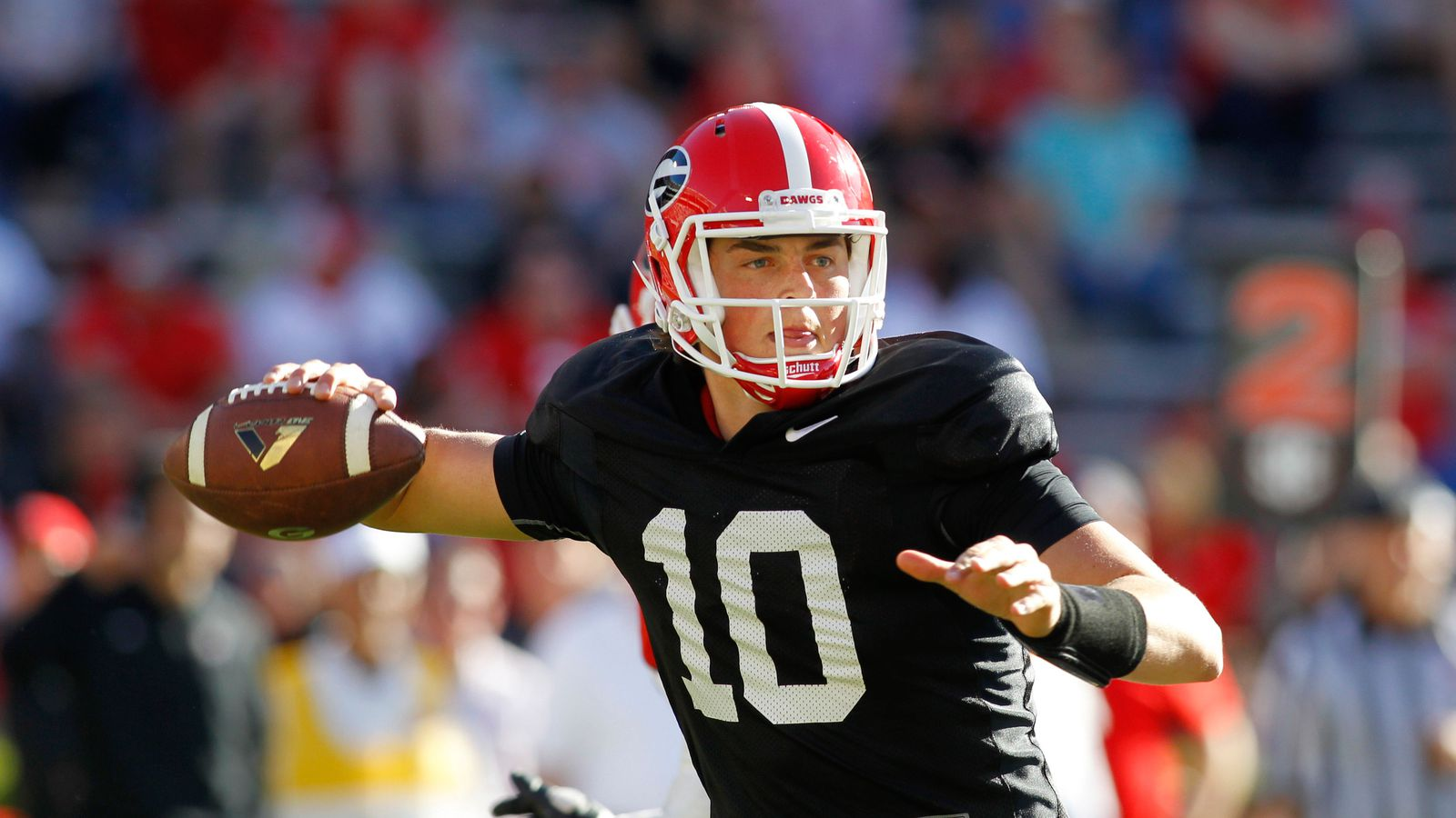 Espn Nick Chubb And Jacob Eason Are The Sec S X Factors