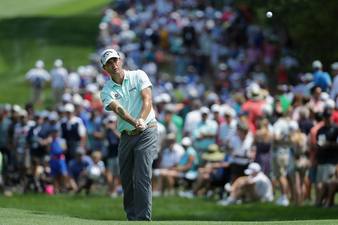 UGA's Kevin Kisner Near the Lead at PGA Championship