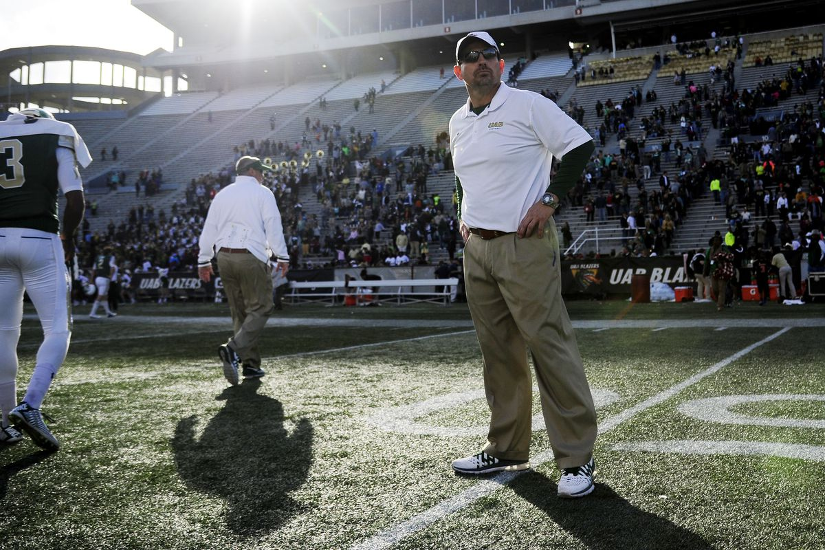 Coach Bill Clark signed a ton of great athletes in his 2016 UAB signing class