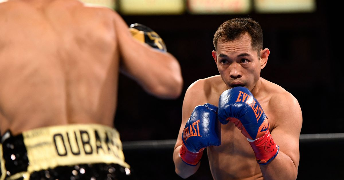 Video: Donaire knocks out Oubaali to become champion again at 38 thumbnail