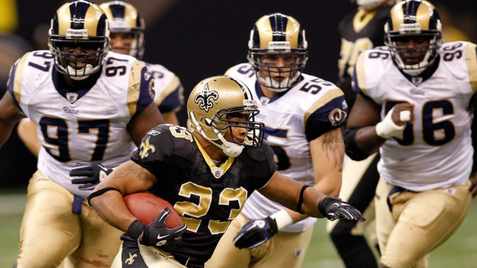 Saints Vs Rams 2013 Open Discussion Thread Canal Street