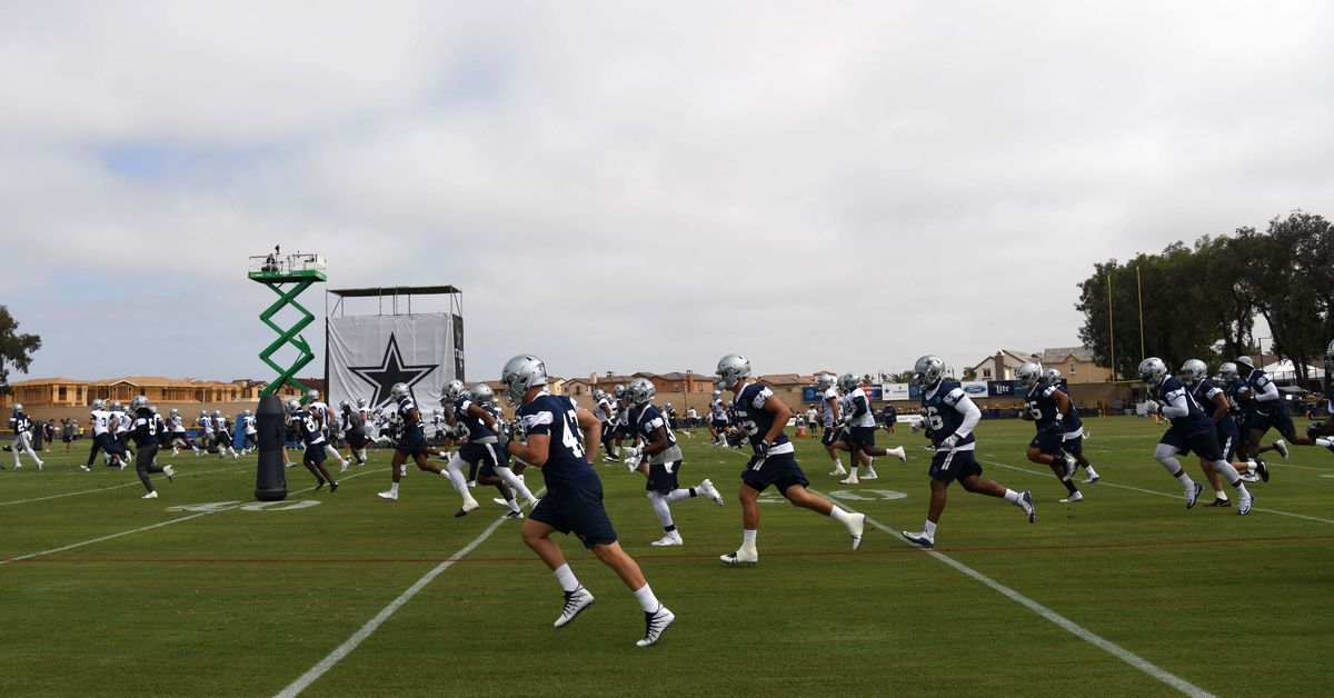 Cowboys 2018 training camp: Michael Gallup & Lance Lenoir dominate, plus injury update
