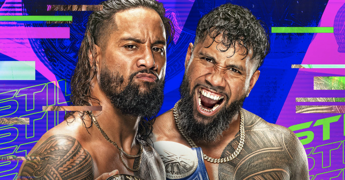 WWE Extreme Rules 2021 results: The Usos retain SmackDown tag team titles - Cageside Seats
