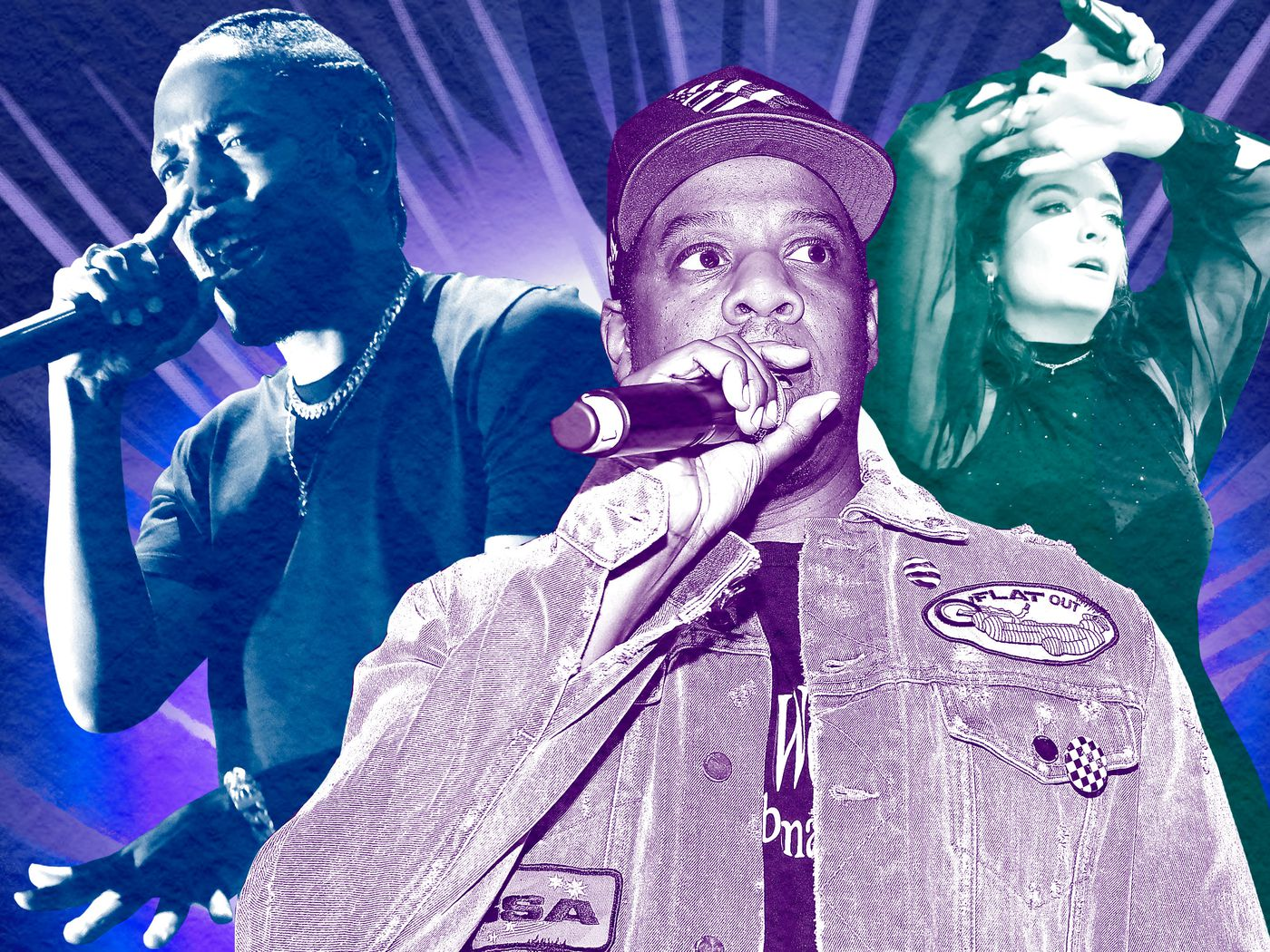 5bc331e019ab The Winners and Losers of the 2018 Grammy Nominations - The Ringer