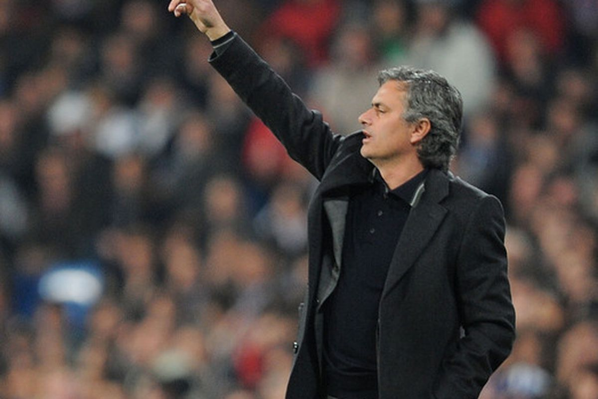 Can Spirs best the Special One? (Photo by Denis Doyle/Getty Images)