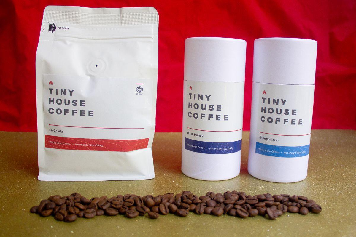 Tiny House's coffee