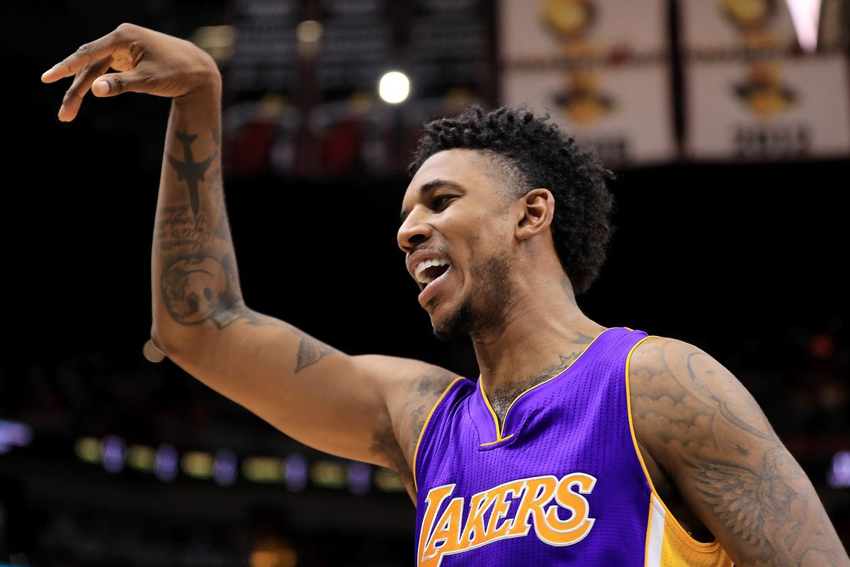 Nick Young throws shade at Byron Scott and it s tremendous