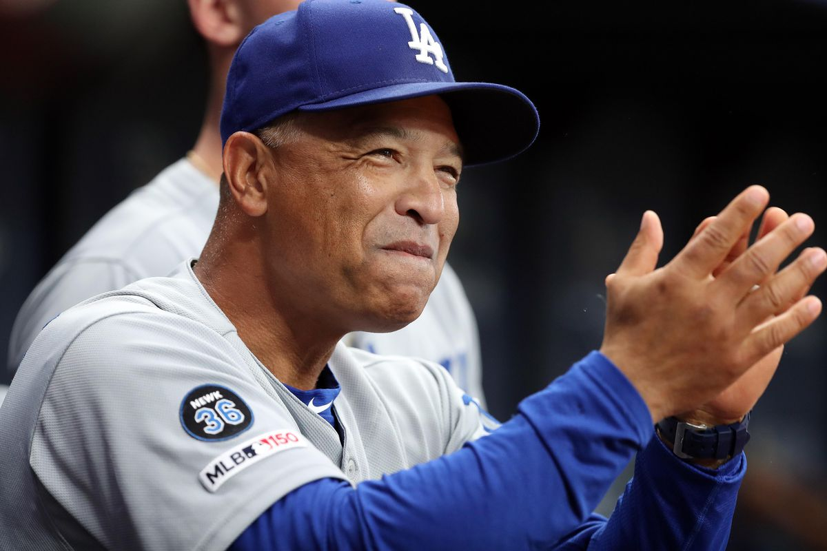 MLB: Los Angeles Dodgers at Tampa Bay Rays
