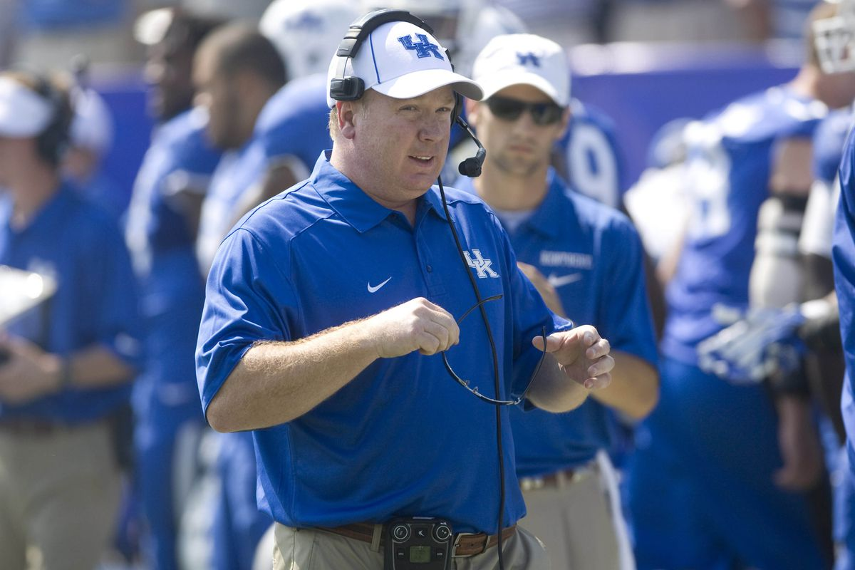 Now THAT was a Mark Stoops coached team!