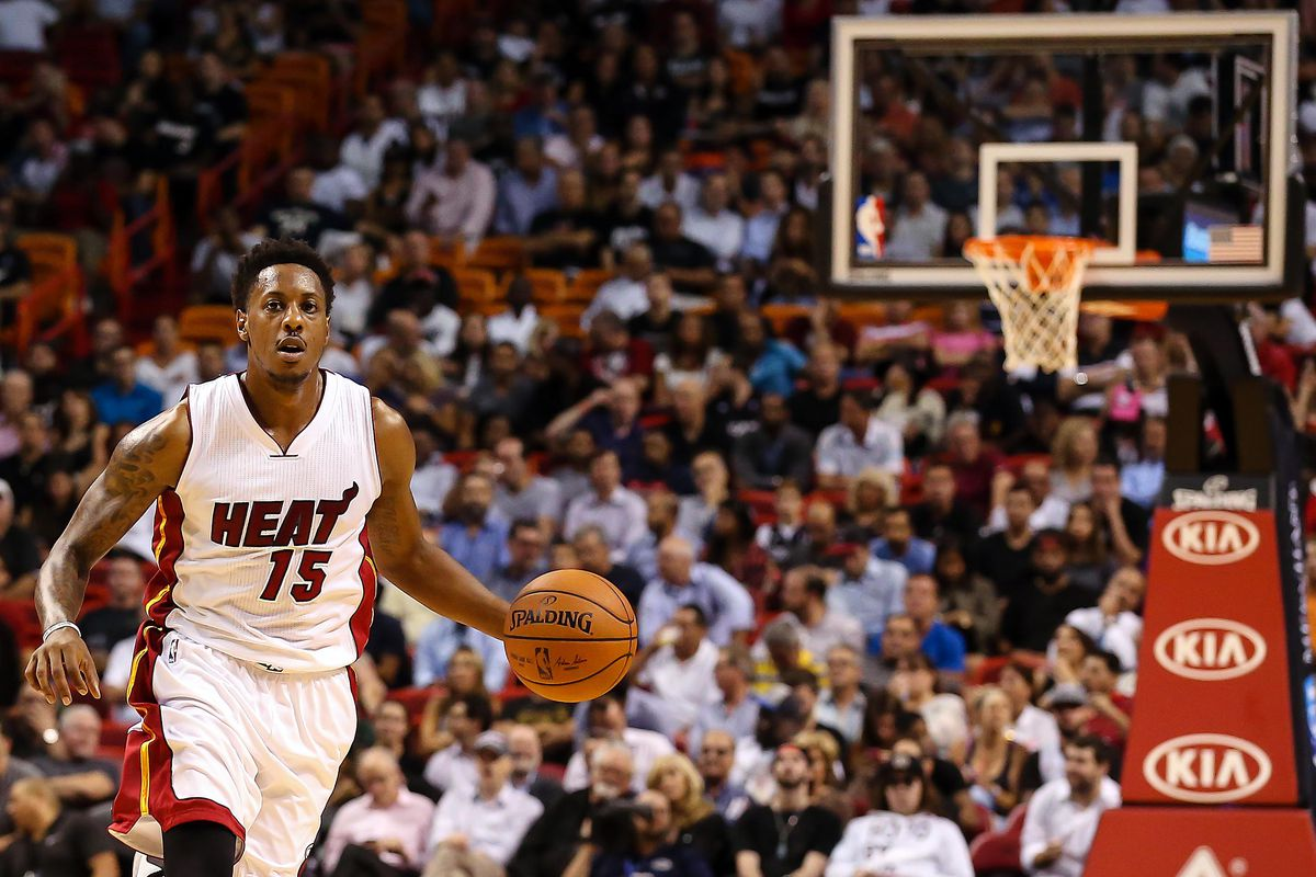 HHH Roundtable  What is Mario Chalmers  legacy with the Miami Heat ... 2c640b460
