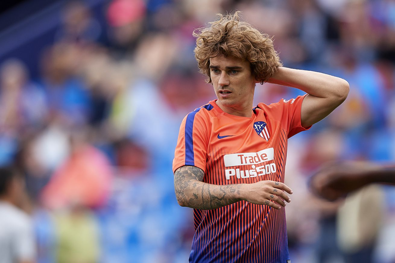 """Is the end to the Griezmann transfer saga finally in sight"""""""