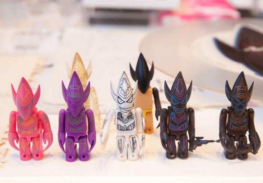 UNKLE Pointman Toys
