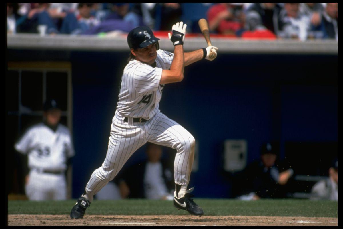 Baseball: Chicago White Sox #14 Craig Gr