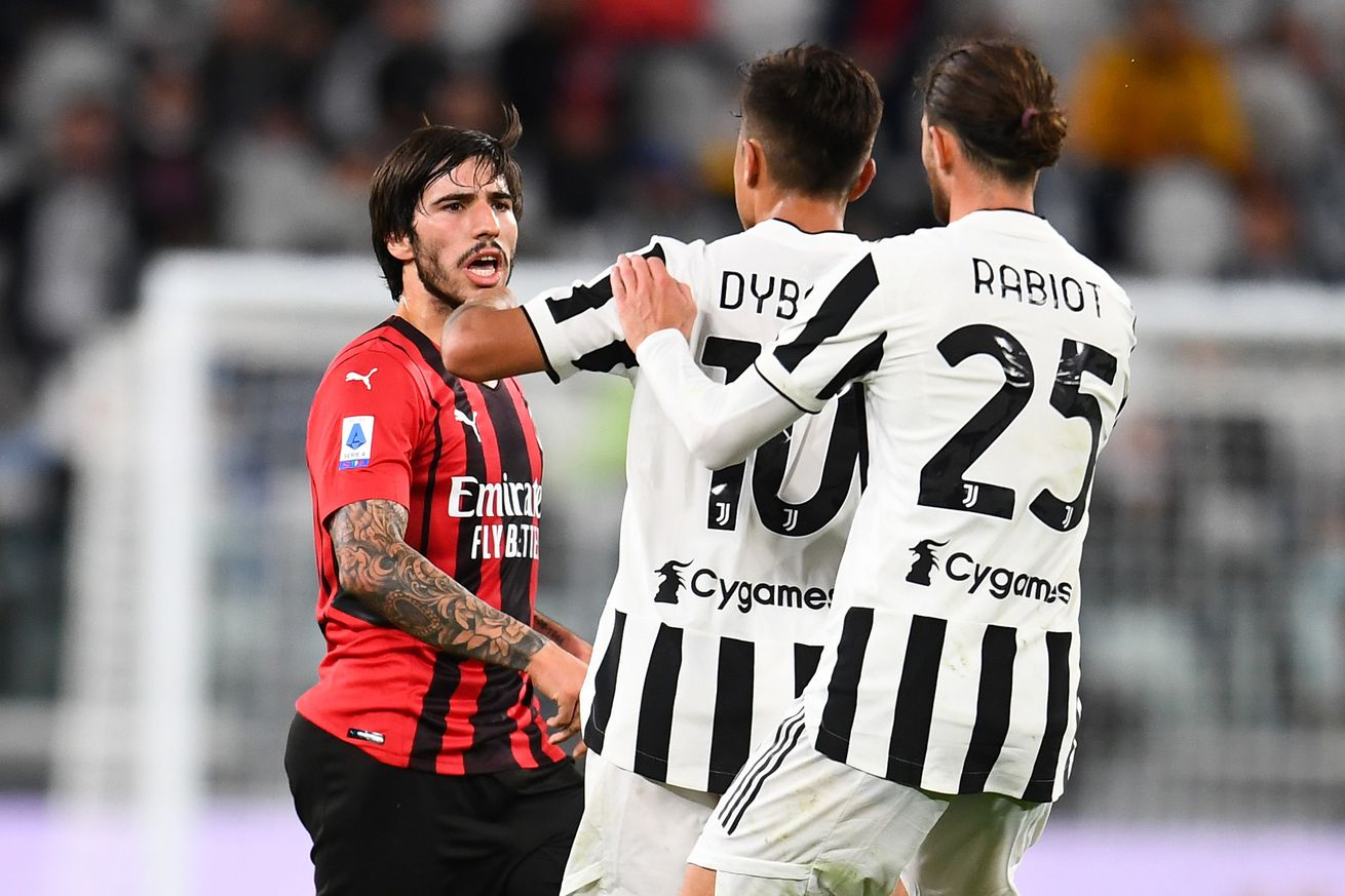 Juve drop off after the break, throw away more points in draw vs. Milan