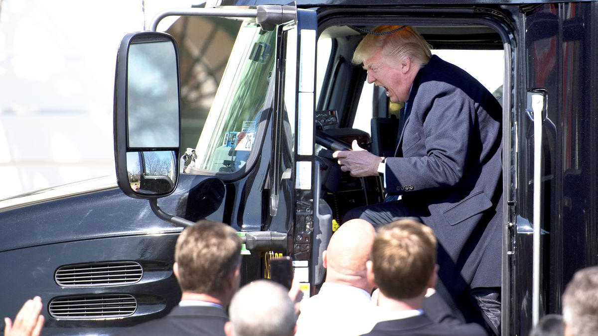 Donald Trump's war on cars is pushing the US closer to a