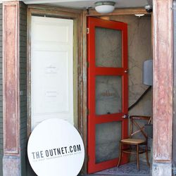 The entrance to Cookhouse SF