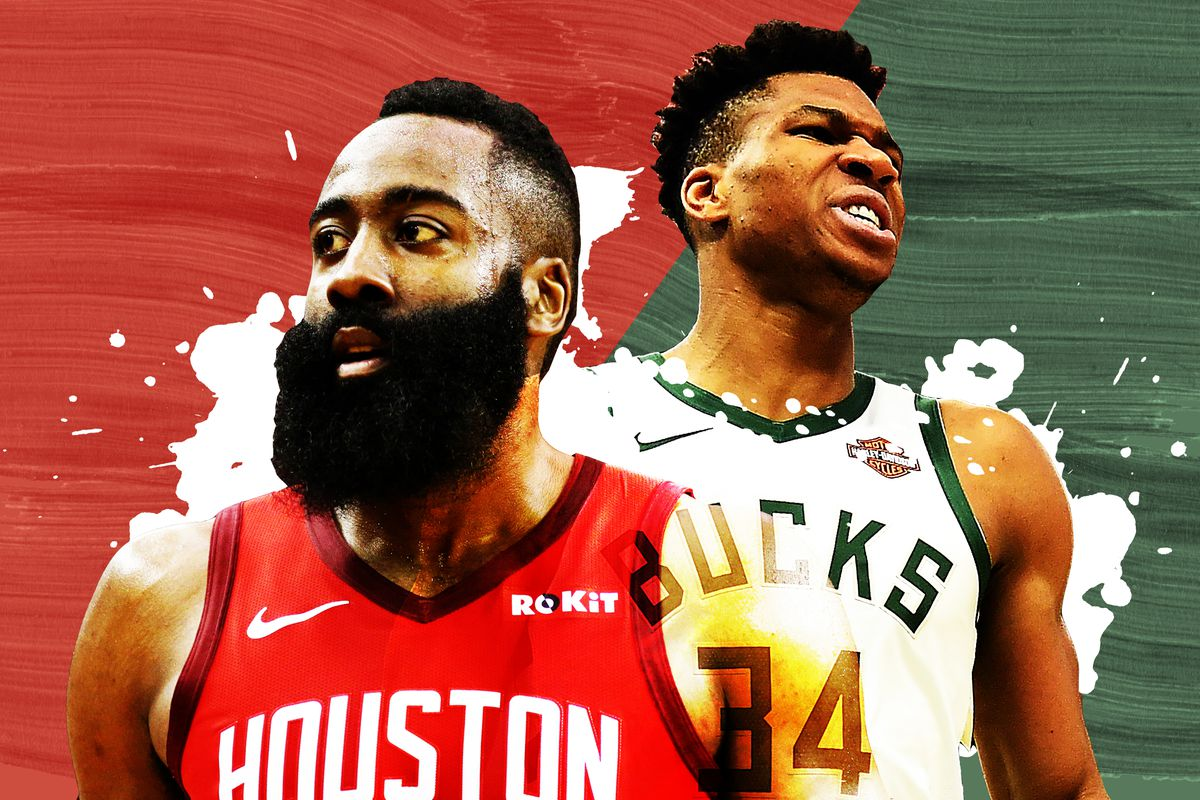 5f1ceaade44 2019 NBA MVP race  The case for Giannis Antetokounmpo and James Harden to  be co-MVPs