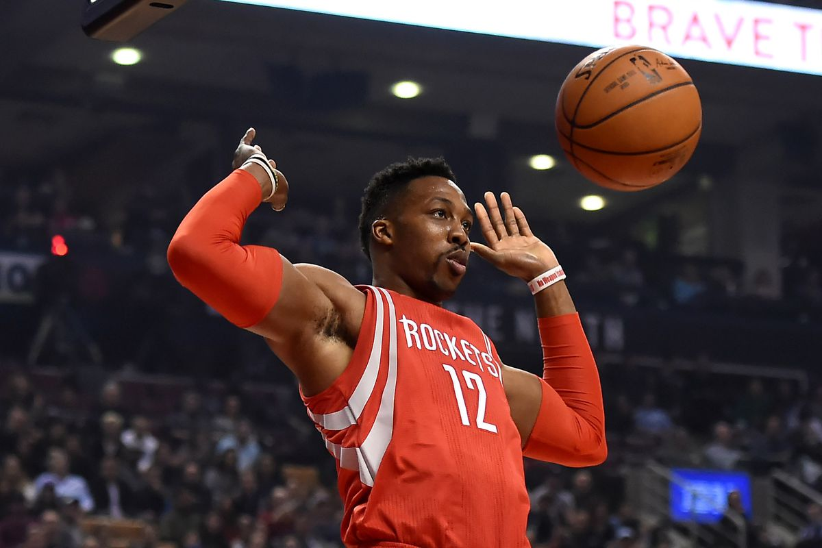 12be5c180bcc On Dwight Howard s legacy in Houston - The Dream Shake