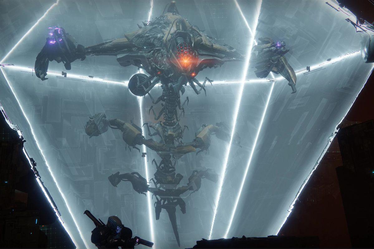 destiny 2 raid lair walkthrough