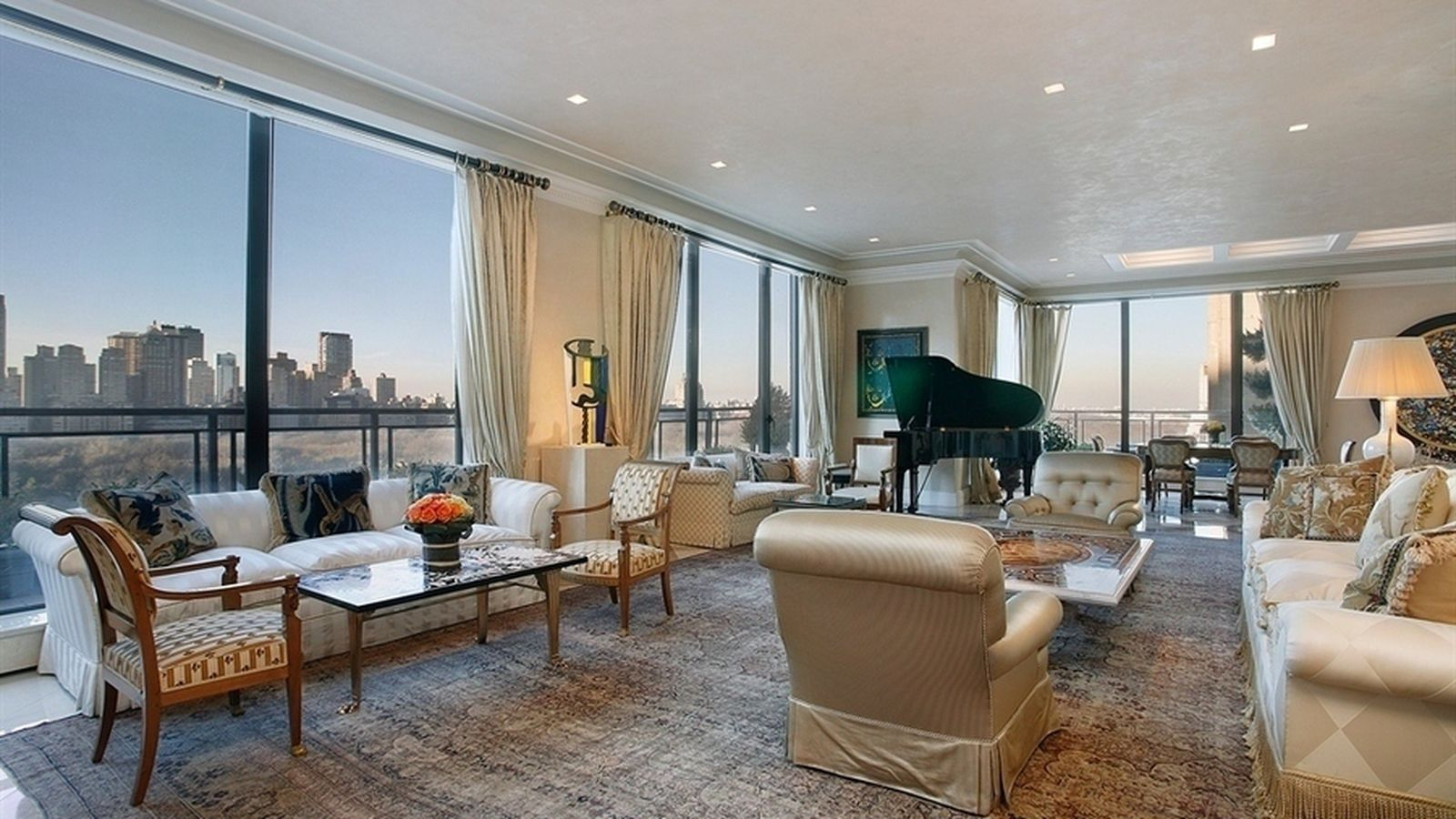 Billionaire David Geffen S Penthouse Renovation Elicits
