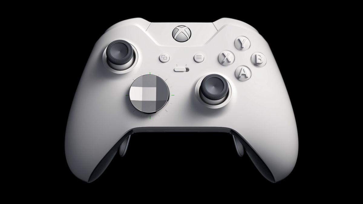 Xbox Elite Controller White Special Edition image