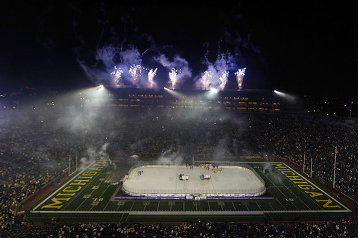There might not be any fireworks on January 1  (Photo by Leon Halip/Getty Images).