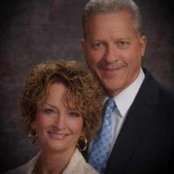 Elder Richard Norby of Lehi, Utah, and his wife Pamela  Birdwell Norby.