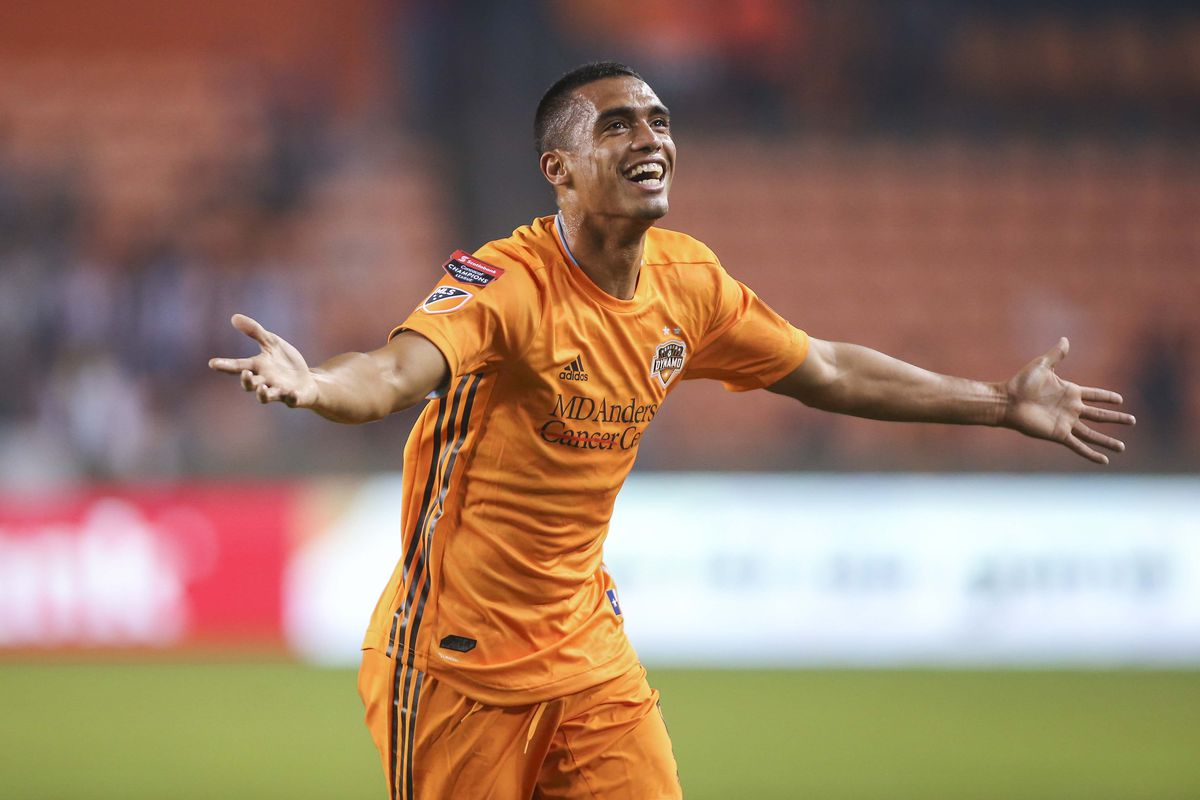 MLS: Champions League-Guastatoya at Houston Dynamo