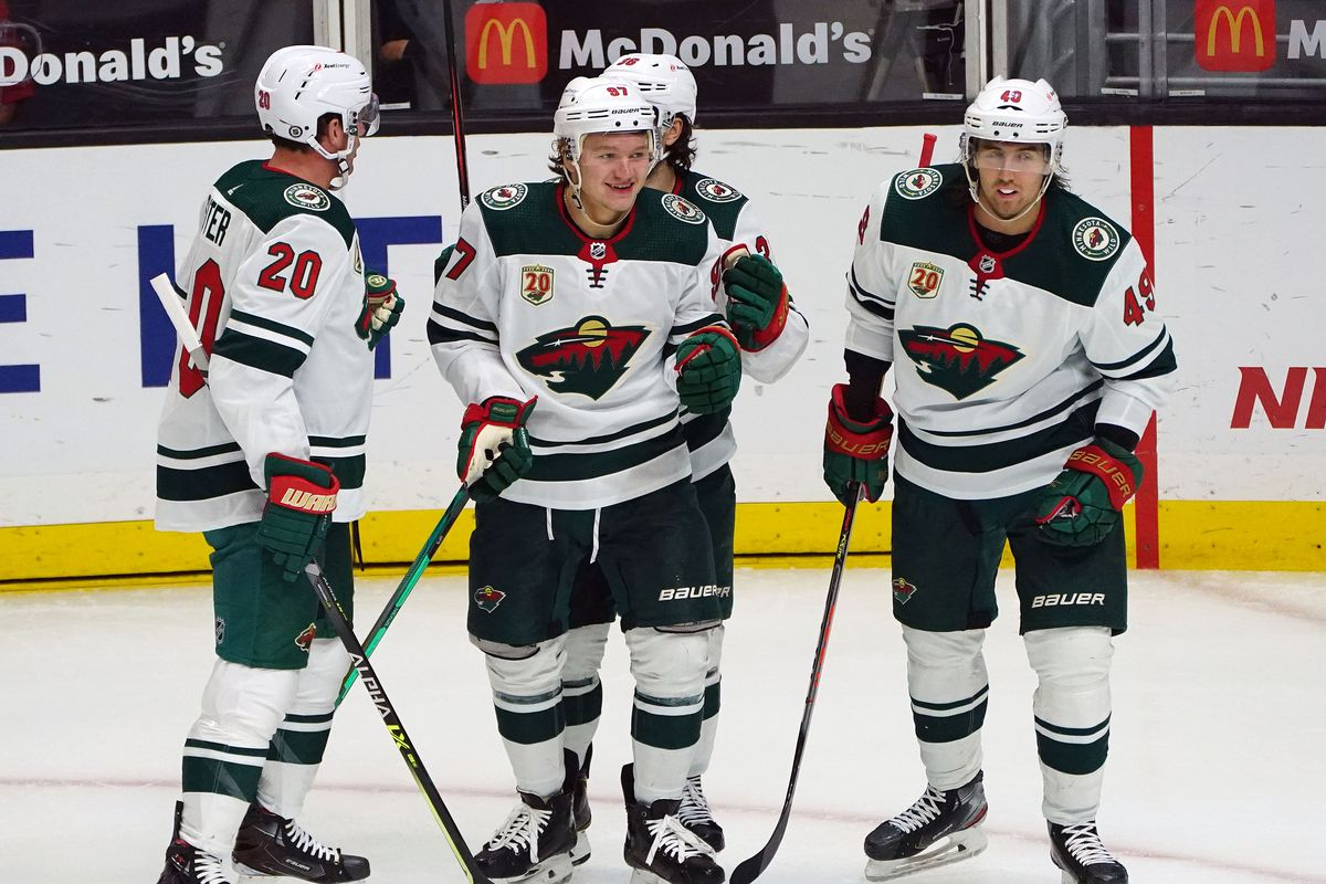Kaprizov and Talbot's brilliance lead Minnesota Wild to a win over the  Kings - Hockey Wilderness