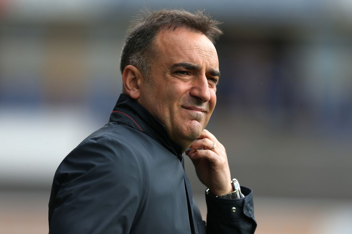 Huddersfield Town v Sheffield Wednesday - Sky Bet Championship Play Off Semi Final: First Leg