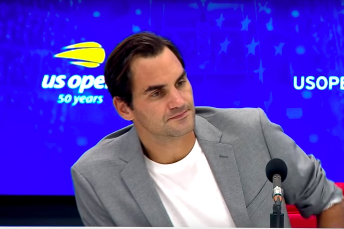 cf4e4e50bc0 US Open 2018  Roger Federer s Uniqlo partnership has released Dad ...