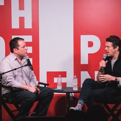 """Recode's Peter Kafka and Blumhouse Productions' Jason Blum,the Hollywood producer behind such hits as """"Paranormal Activity"""" and """"Get Out,"""" discuss the future of media."""